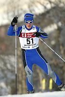 Langrenn, 22. november 2003, Verdenscup Beitostølen,  Nikolay Chebotko
