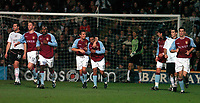 FULHAM V ASTON VILLA  PREMIER 11/02/2004<br />