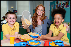 MAY 22 2014 Patsy Palmer attends Londons Biggest Breakfast