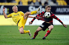 20101031 AC Horsens-FC Midtjylland Superliga fodbold