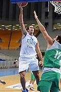 ATENE 23 AGOSTO 2011<br /> BASKET TORNEO ACROPOLIS<br /> ITALIA BULGARIA<br /> NELLA FOTO DATOME<br /> FOTO CIAMILLO