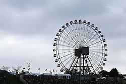 The ferris wheel.<br /> 08.10.2016. Formula 1 World Championship, Rd 17, Japanese Grand Prix, Suzuka, Japan, Qualifying Day.<br /> Copyright: Moy / XPB Images / action press
