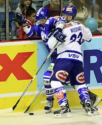 24.09.2010., Croatia, Zagreb - EBEL league, hockey match KHL Medvescak - EC VS Villach..EXPA Pictures © 2010, PhotoCredit: EXPA/ nph/  Marko Prpic / nph +++++ ATTENTION - OUT OF GER +++++