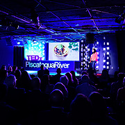 Von Diaz speaks at TEDx Piscataqua, May 6, 2015 at 3S Artspace in Portsmouth NH