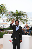 actor Dwight Henry at the Beasts of the Southern Wild film photocall at the 65th Cannes Film Festival. Photocall on Saturday 19th May 2012 in Cannes Film Festival, France.