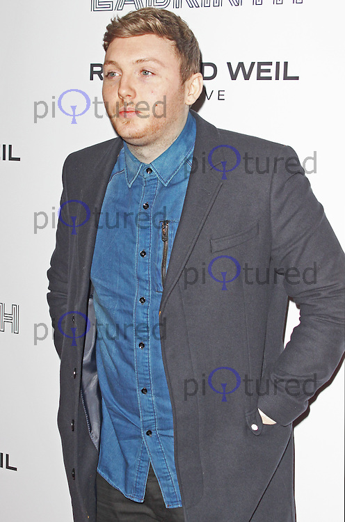 LONDON - January 24: James Arthur at the Raymond Weil Annual Music Dinner and War Child 20th Anniversary Celebration (Photo by Brett D. Cove)