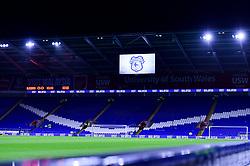 A general view of Cardiff City Stadium   - Mandatory by-line: Ryan Hiscott/JMP - 30/11/2018 -  FOOTBALL - Cardiff City Stadium - Cardiff, Wales -  Cardiff City v Wolverhampton Wanderers - Sky Bet Championship