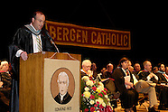 Bergen Catholic Graduation 2009