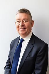 Business portrait of David Kiddie. London, March 08 2019.