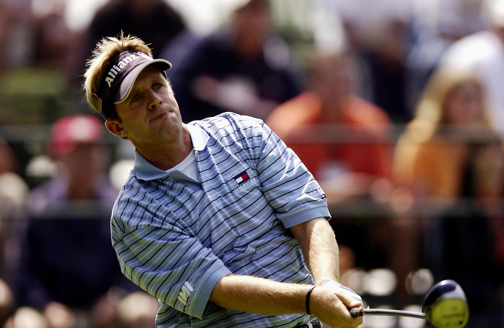 CHICAGO, ILLINOIS - JUNE 12, 2003<br /> 1st Round of the 2003 US Open Championship, played at Olympia Fields Country Club just outside Chicago.