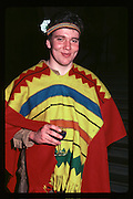 Richard Bott at Piers Gaveston Ball. Oxford Town Hall. 1981 approx.© Copyright Photograph by Dafydd Jones 66 Stockwell Park Rd. London SW9 0DA Tel 020 7733 0108 www.dafjones.com