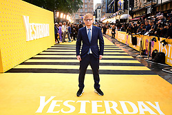Ed Sheeran attending the Yesterday UK Premiere held in London, UK.