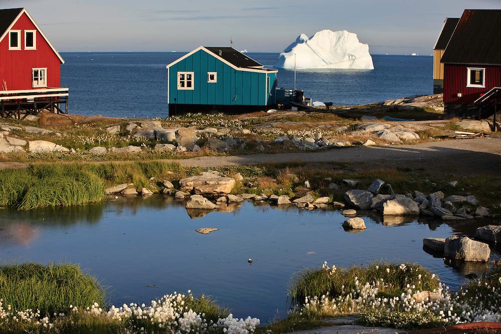 qeqertarsuaq; Greenland; diskobay; iceberg