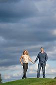 Jennifer & Brenden's Galt Country Club engagement photo shoot