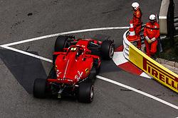 May 24, 2018 - Montecarlo, Monaco - during the Monaco Formula One Grand Prix  at Monaco on 24th of May, 2018 in Montecarlo, Monaco. (Credit Image: © Xavier Bonilla/NurPhoto via ZUMA Press)