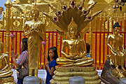 Wat Phra That Doi Suthep,  buddhist pilgrimage site, Chiang Mai, Thailand