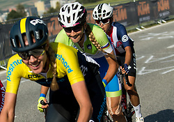 Polona Batagelj of Slovenia during the Women's Elite Road Race a 156.2km race from Kufstein to Innsbruck 582m at the 91st UCI Road World Championships 2018 / RR / RWC / on September 29, 2018 in Innsbruck, Austria. Photo by Vid Ponikvar / Sportida