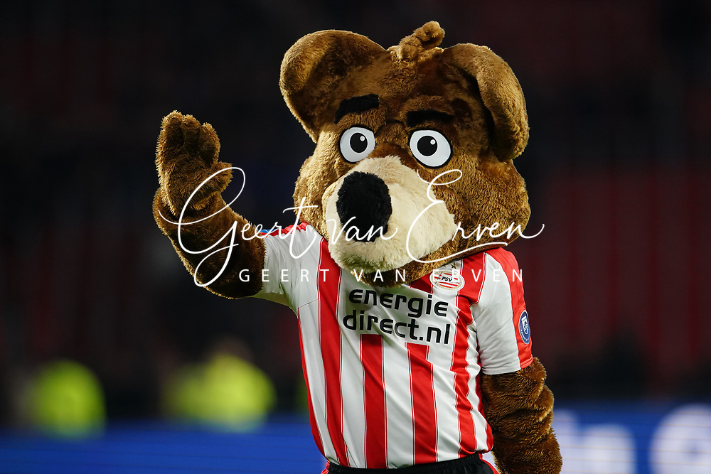 Phoxy mascot of PSV