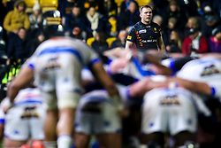Perry Humphreys of Worcester Warriors - Mandatory by-line: Robbie Stephenson/JMP - 17/01/2020 - RUGBY - Sixways Stadium - Worcester, England - Worcester Warriors v Castres Olympique - European Rugby Challenge Cup
