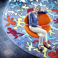 Nederland, Den Haag , 17 augustus 2010..Margriet van Rees, lid managementteam, kader langdurende zorg, ZonMW in den Haag.Foto:Jean-Pierre Jans
