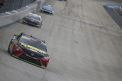 October 7, 2018 - Dover, Delaware, United States of America - Martin Truex, Jr (78) battles for position during the Gander Outdoors 400 at Dover International Speedway in Dover, Delaware. (Credit Image: © Justin R. Noe Asp Inc/ASP via ZUMA Wire)