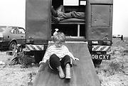 Oscar, The Mother Festival, Somerset, 1995
