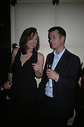 Judith Greer and Matthew Slotover, Jay Jopling and White Cube host a post Frieze opening party at Sketch. London. 20 October 2005. ONE TIME USE ONLY - DO NOT ARCHIVE © Copyright Photograph by Dafydd Jones 66 Stockwell Park Rd. London SW9 0DA Tel 020 7733 0108 www.dafjones.com