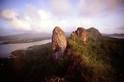 Sokeh Rock, Pohnpei, Micronesia