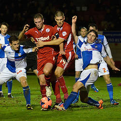 Crawley v Bristol Rovers | FA Cup | 7 January 2014