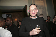 Giles Deacon. Westfield Launch and BFC celebrate Fashion Forward. Home House, Portman Sq. London. 30 January 2007.  -DO NOT ARCHIVE-© Copyright Photograph by Dafydd Jones. 248 Clapham Rd. London SW9 0PZ. Tel 0207 820 0771. www.dafjones.com.