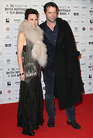 Helen McCrory; James Purefoy The Moet British Independent Film Awards, Old Billingsgate Market, London, UK, 05 December 2010:  Contact: Ian@Piqtured.com +44(0)791 626 2580 (Picture by Richard Goldschmidt)