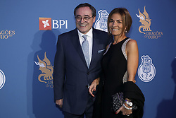 October 25, 2017 - Na - Porto, 10/25/2017 - This evening, at the Dragão Caixa Pavilion, the 2017 Golden Dragons Gala, FC Porto event, was held to honor the main figures of the club. António Oliveira. (Credit Image: © Atlantico Press via ZUMA Wire)