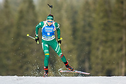 Dorothea Wierer (ITA) during Women 15km Individual at day 5 of IBU Biathlon World Cup 2018/19 Pokljuka, on December 6, 2018 in Rudno polje, Pokljuka, Pokljuka, Slovenia. Photo by Ziga Zupan / Sportida