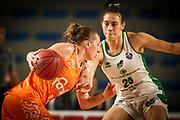 Anderson Jolene Nancy<br /> Passalacqua Ragusa vs Famila Schio<br /> Lega Basket Femminile 2017/2018<br /> Ragusa, 10/05/2018<br /> Foto E. Castoria/Ag. Ciamillo-Castoria