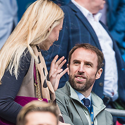 England manager Gareth Southgate at the English Premier League match between Manchester City and Crystal Palace<br /> (c) John Baguley | SportPix.org.uk