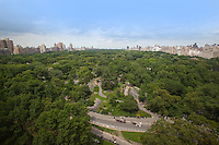 View from 110 Central Park South