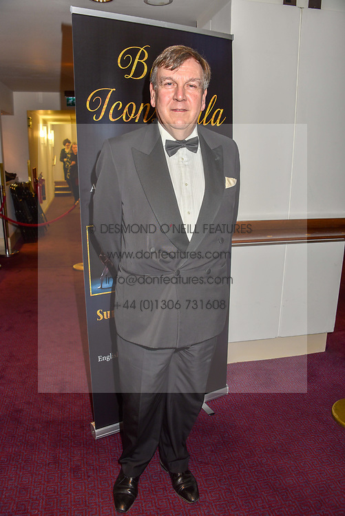 26 January 2020 - John Whittingdale MP at the Ballet Icons Gala at the London Coliseum, St.Martin's Lane, London.<br /> <br /> Photo by Dominic O'Neill/Desmond O'Neill Features Ltd.  +44(0)1306 731608  www.donfeatures.com
