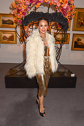 Vicky Lee at the Women for Women International #SheInspiresMe Auction held at Sotheby's New Bond Street, England. 19 November 2018. <br /> <br /> ***For fees please contact us prior to publication***