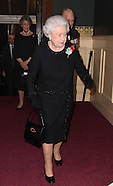 London: Royal Festival of Remembrance, 12 Nov. 2016