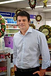 Julio Mottin Neto, diretor vice-superintente (RS) da Panvel, uma das maiores redes de farmácias do país. FOTO: Jefferson Bernardes/ Preview.com
