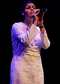 Souad Massi Barbican London 27th February 2006