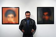 Photo artist Aldo Guerra in Tijuana,. Mexico.