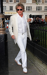 Rod Stewart and Penny Lancaster  arriving at the Glamour Women of The Year Awards  in London, Tuesday, 29th May ,2012  Photo by: Stephen Lock / i-Images