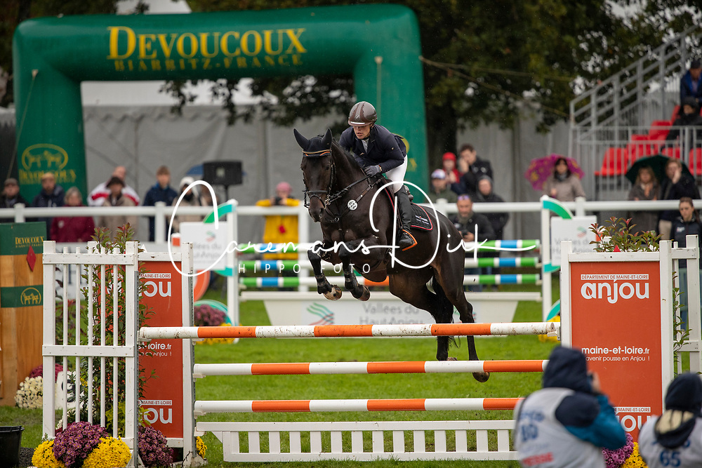 Blom Merel, NED, Crossborder Radar Love<br /> Mondial du Lion - Le Lion d'Angers 2019<br /> © Hippo Foto - Dirk Caremans<br />  20/10/2019