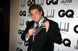 JAMES CORDEN at the GQ Men of the Year Awards held at the Royal Opera House, London on 2nd September 2008.<br /> <br /> NON EXCLUSIVE - WORLD RIGHTS