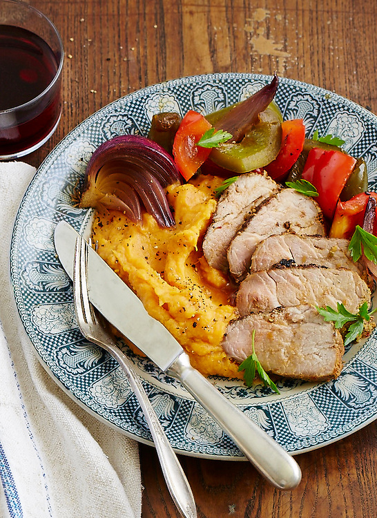 Pork Tenderloin Slow-Cooker