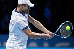 22.11.2010, Marriott Country Hall, London, ENG, ATP World Tour Finals, im Bild Roddick, Andy (USA), EXPA Pictures © 2010, PhotoCredit: EXPA/ InsideFoto/ Semedia *** ATTENTION *** FOR AUSTRIA AND SLOVENIA USE ONLY!