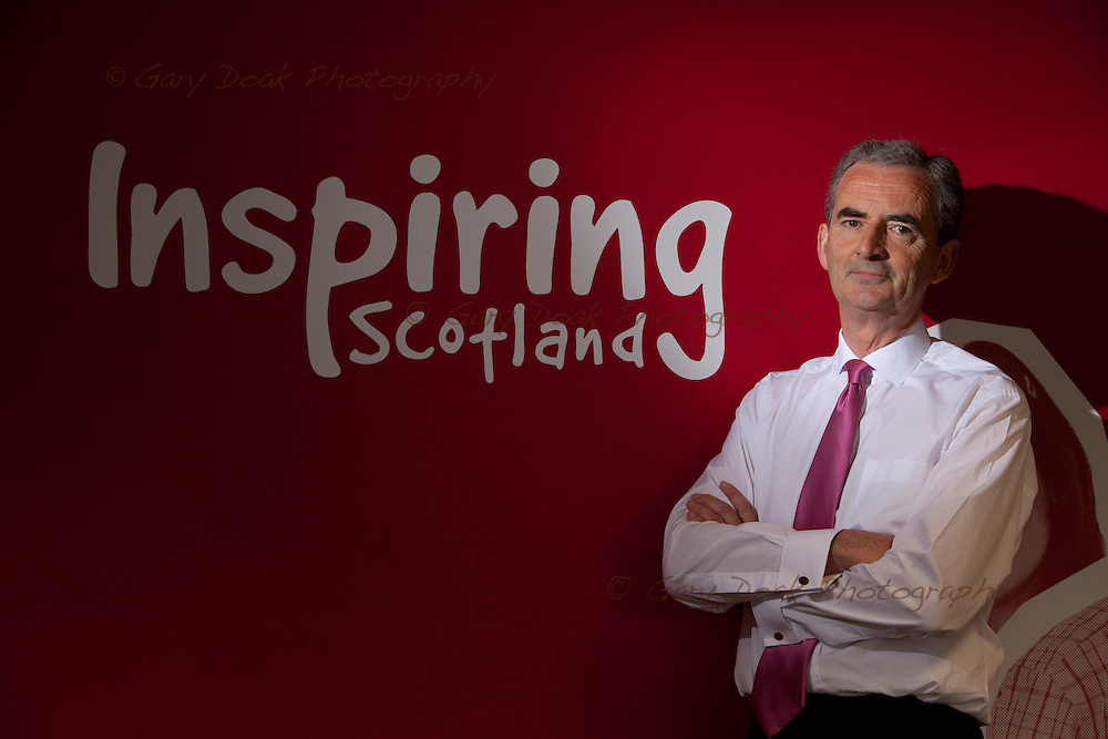Professor Niall Lothian, Inspiring Scotland