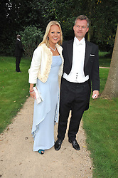 ALICE BAMFORD and     at the Raisa Gorbachev Foundation fourth annual fundraising gala dinner held at Stud House, Hampton Court, Surrey on 6th June 2009.