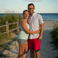 Christopher and Megan Stone Harbor